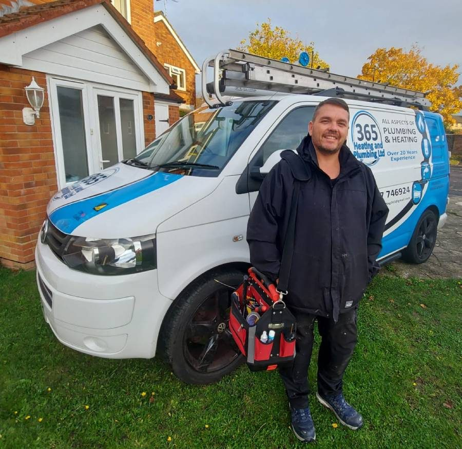 Mike Copeland of 365 Plumbing and Heating